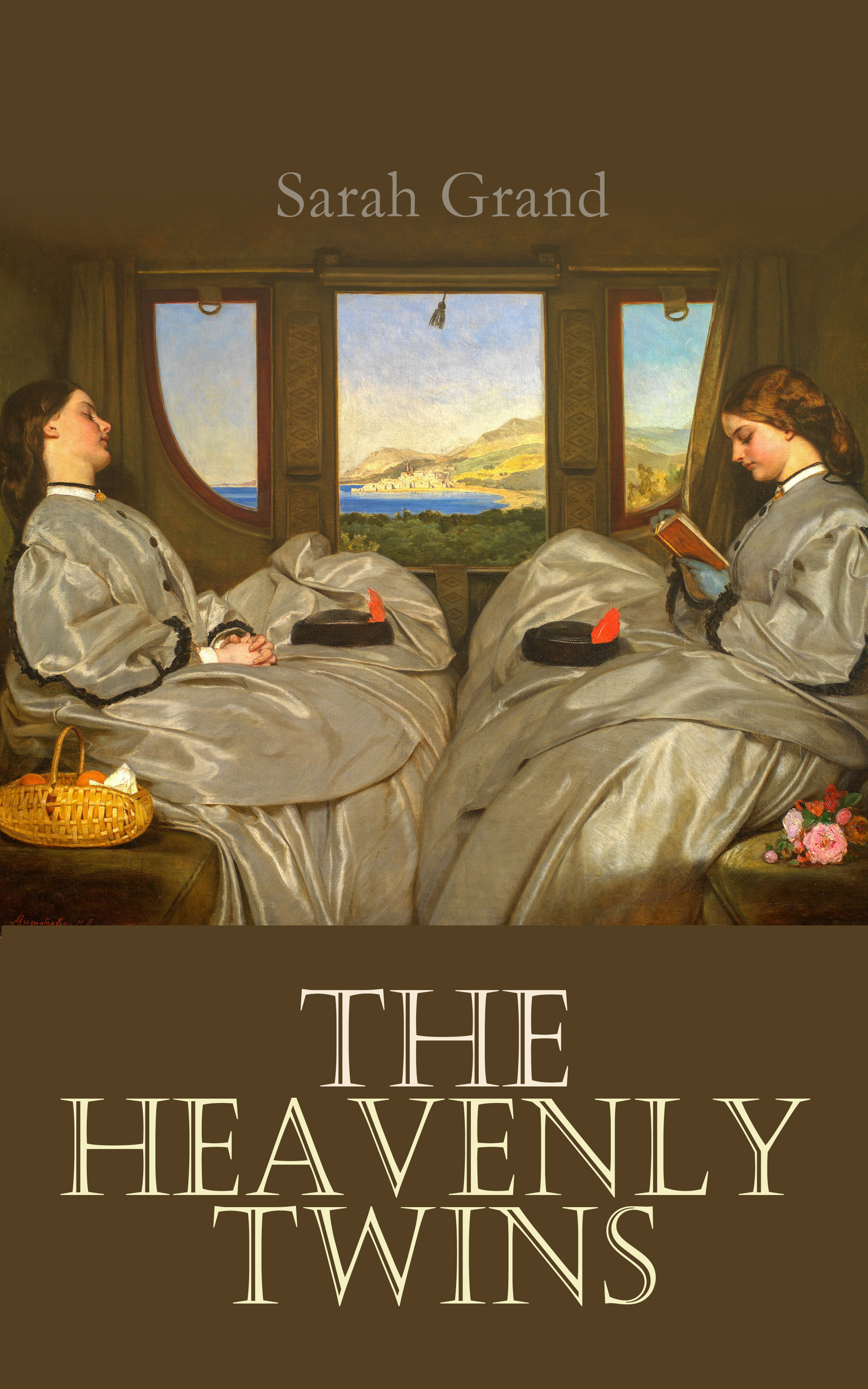 Grand Sarah The Heavenly Twins the bobbsey twins at the seashore