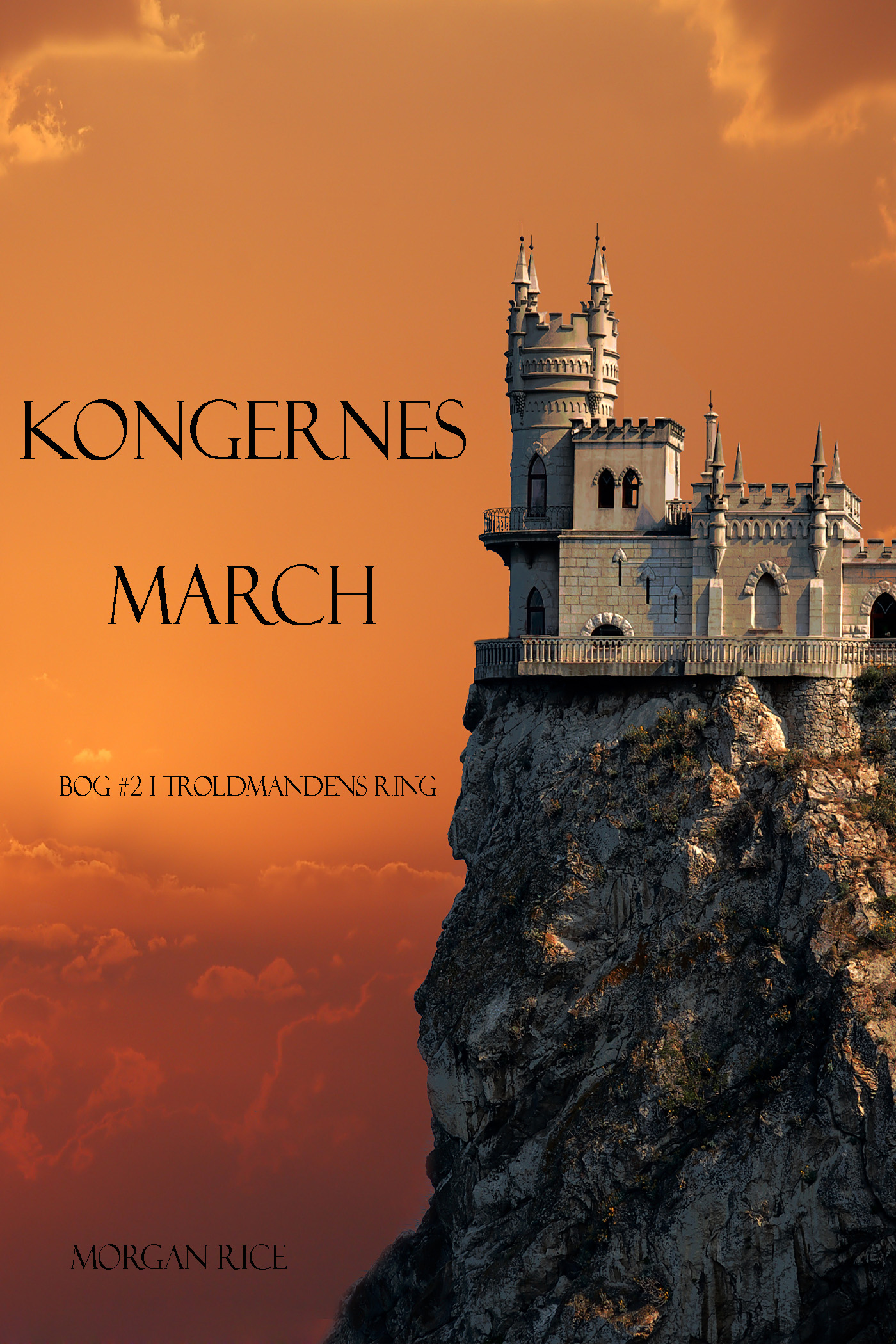 Морган Райс Kongernes March francis hagerup om kjob og salg norwegian edition
