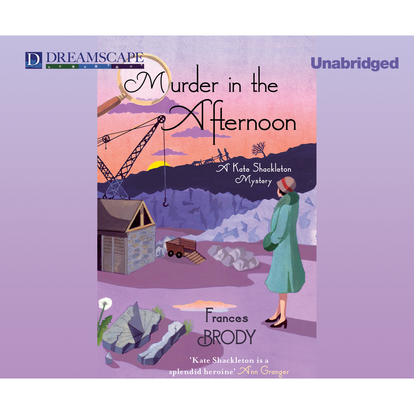 Frances Brody Murder in the Afternoon - A Kate Shackleton Mystery 3 (Unabridged) jennifer brody the united continuums the continuum trilogy book 3 unabridged