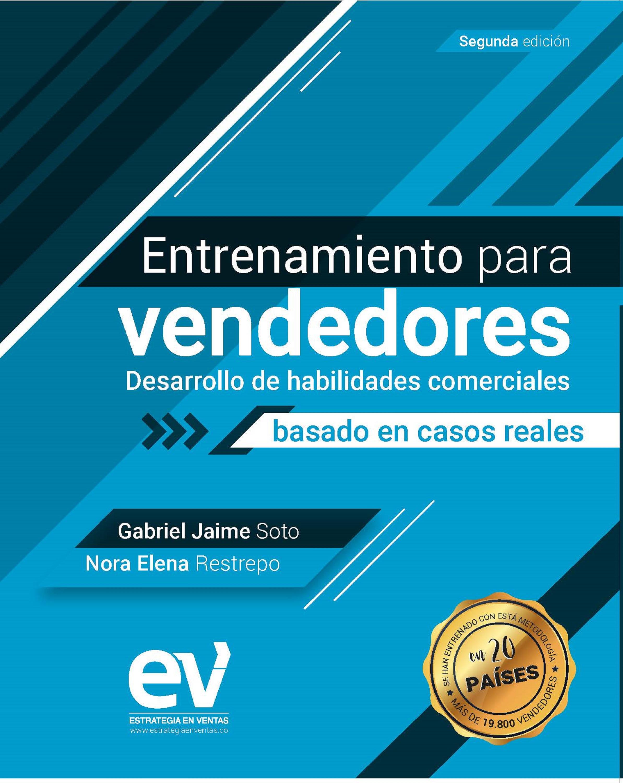 Gabriel Jaime Soto Entrenamiento para vendedores