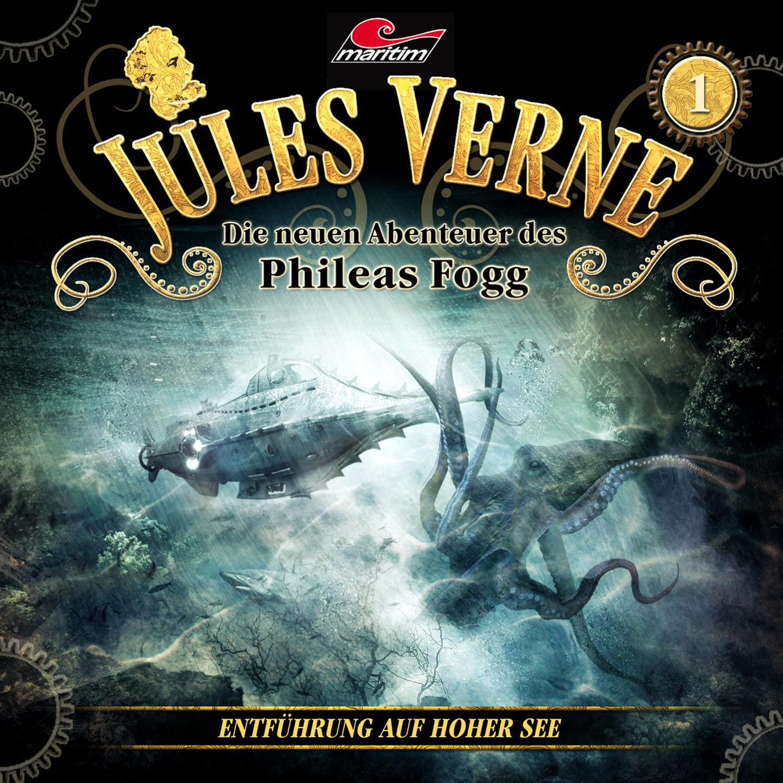 Jules Verne Jules Verne, Die neuen Abenteuer des Phileas Fogg, Folge 1: Entführung auf hoher See jules verne wilhelm storitz geheimnis