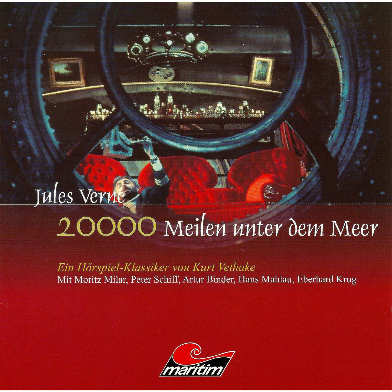Jules Verne Jules Verne, Folge 5: 20.000 Meilen unter dem Meer jules verne wilhelm storitz geheimnis