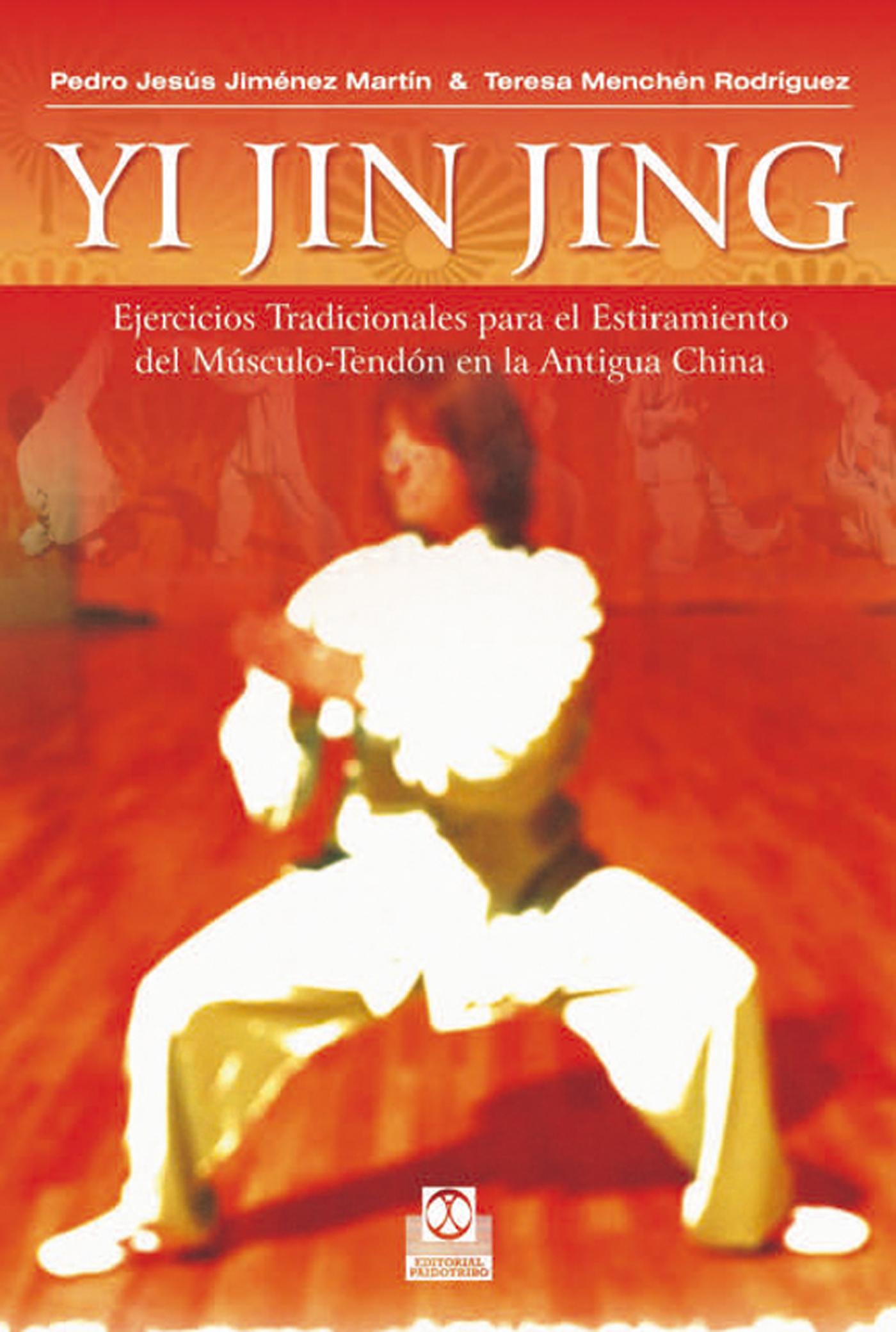 Teresa Menchén Rodríguez Yi jin jing michael krüger el dios detrás de la ventana