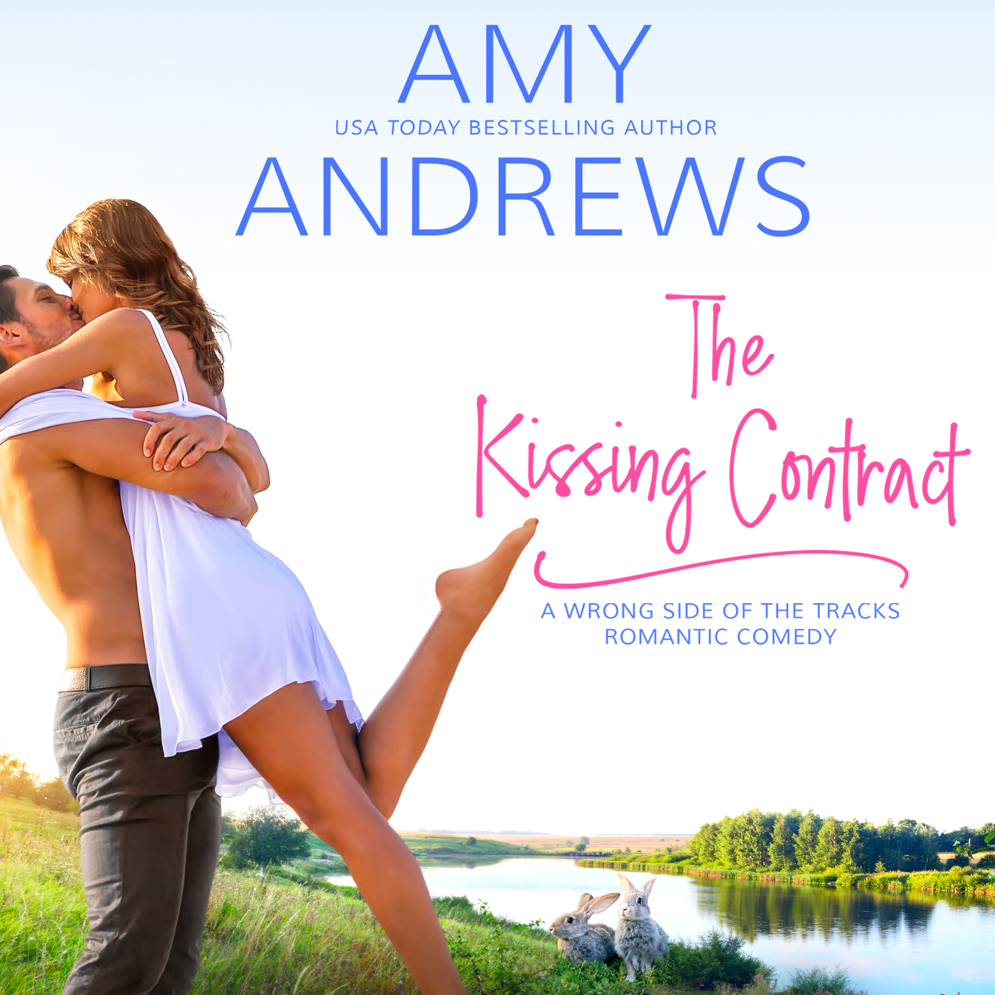 Amy Andrews The Kissing Contract (Unabridged) цена 2017