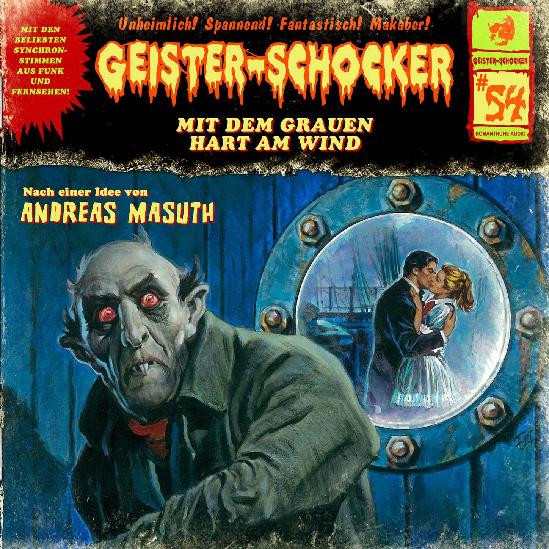 Geister-Schocker, Folge 54: Mit dem Grauen hart am Wind фото