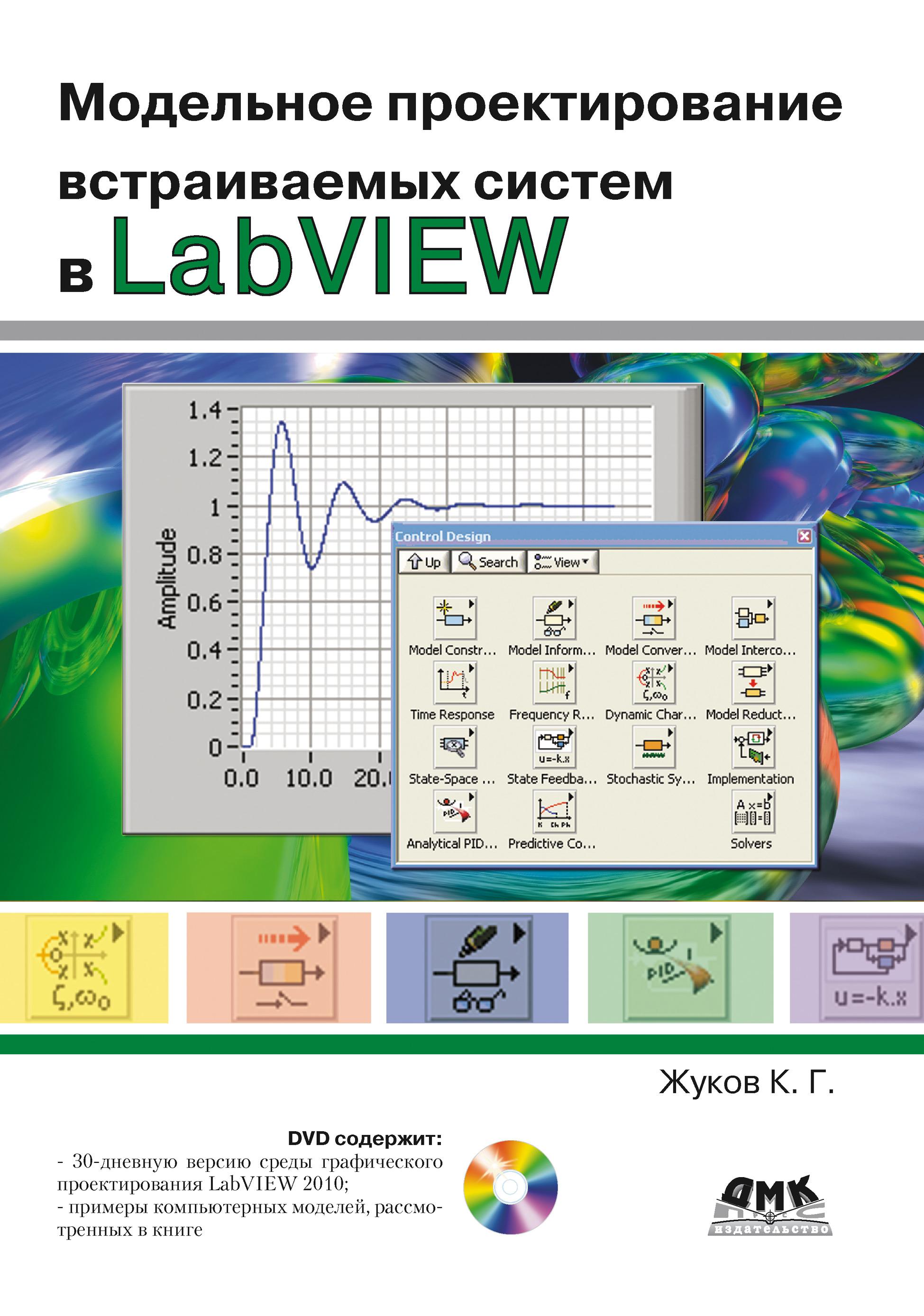 Константин Жуков Модельное проектирование встраиваемых систем в LabVIEW free shipping generator control module amf25