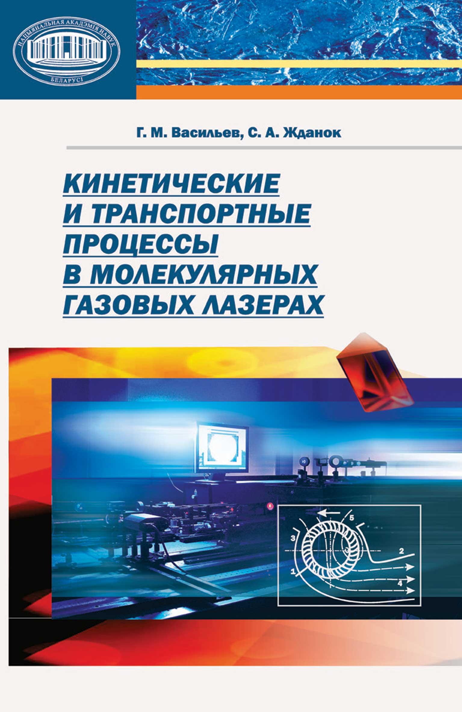 Г. М. Васильев Кинетические и транспортные процессы в молекулярных газовых лазерах