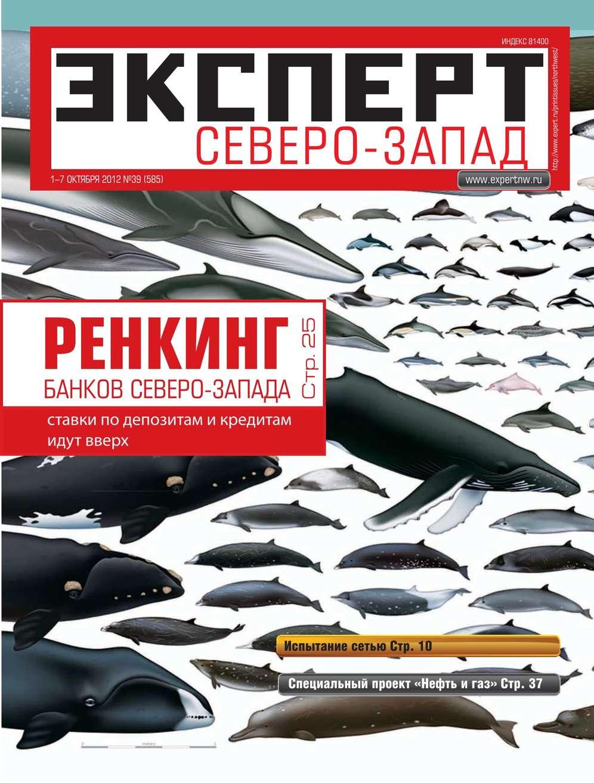 Эксперт Северо-Запад 39-2012