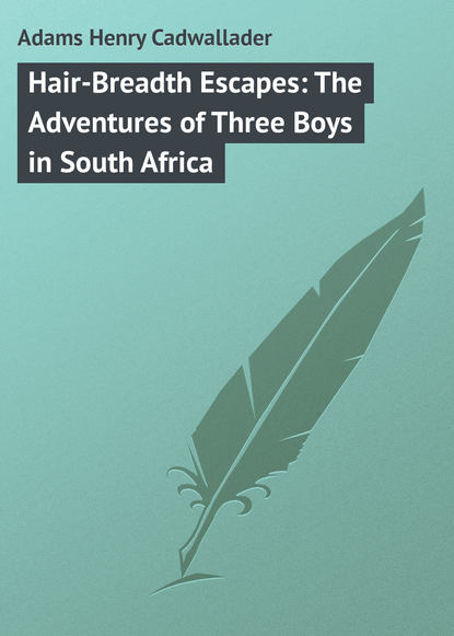 Фото - Adams Henry Cadwallader Hair-Breadth Escapes: The Adventures of Three Boys in South Africa w basil worsfold lord milner s work in south africa
