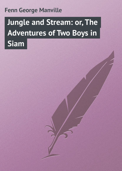 Fenn George Manville Jungle and Stream: or, The Adventures of Two Boys in Siam mcdaniel george white our boys in france