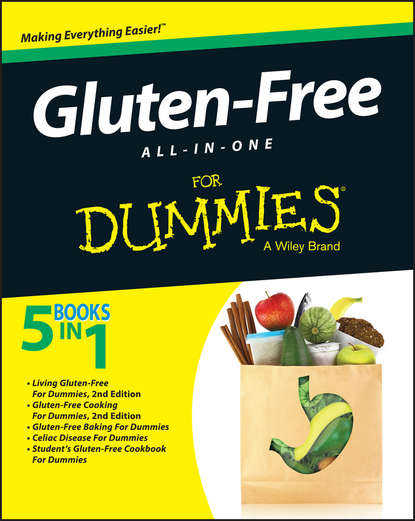 Consumer Dummies Gluten-Free All-In-One For Dummies the complete idiot s guide to gluten free cooking