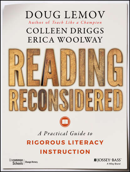 Doug Lemov Reading Reconsidered. A Practical Guide to Rigorous Literacy Instruction reading state obligations into the wto agreement on trips