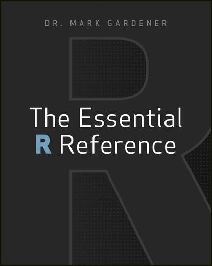 Mark Gardener The Essential R Reference netscape r and the world wide web for dummies r