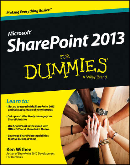 Ken Withee SharePoint 2013 For Dummies jennifer mason beginning sharepoint 2013 building business solutions