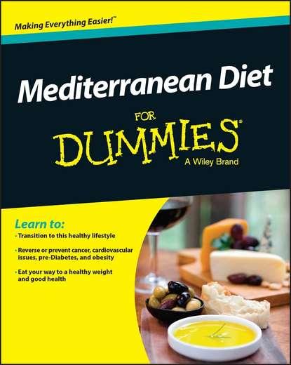 Rachel Berman Mediterranean Diet For Dummies