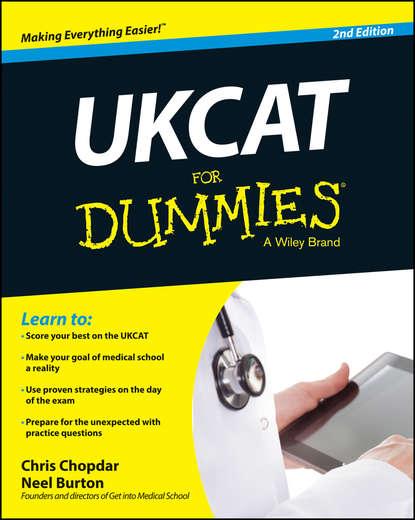 Neel Burton UKCAT For Dummies murray shukyn ged mathematical reasoning test for dummies