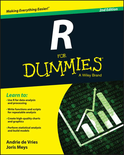 Joris Meys R For Dummies netscape r and the world wide web for dummies r