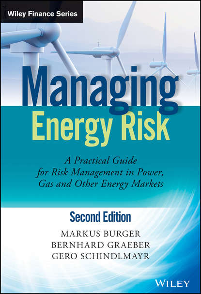 Markus Burger Managing Energy Risk. An Integrated View on Power and Other Energy Markets ralph zito energy storage a new approach