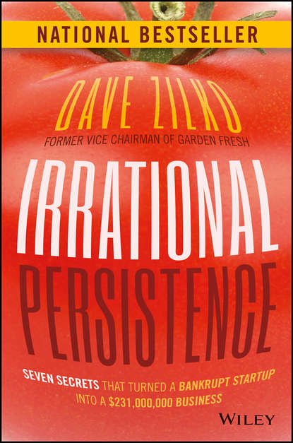 Dave Zilko Irrational Persistence. Seven Secrets That Turned a Bankrupt Startup Into a $231,000,000 Business david jones p million dollar hire build your bottom line one employee at a time