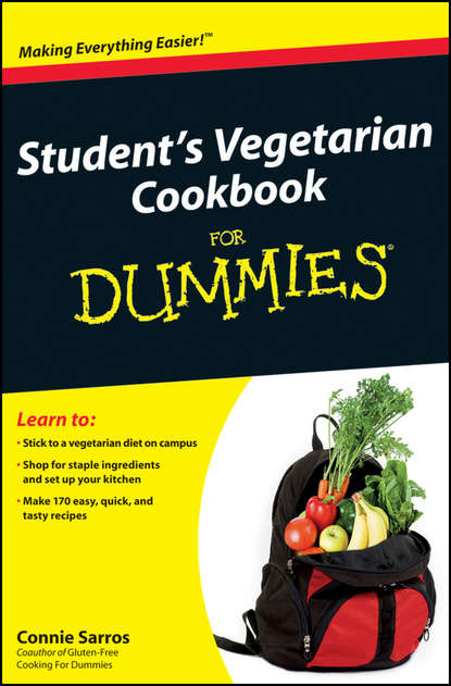connie sarros student s vegetarian cookbook for dummies Connie Sarros Student's Vegetarian Cookbook For Dummies