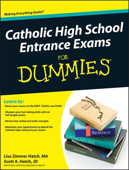 Фото - Scott A. Hatch Catholic High School Entrance Exams For Dummies south whitley high school the reflector yr 1920