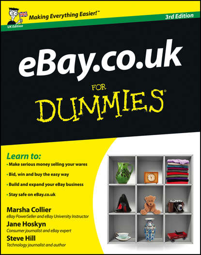 Marsha Collier eBay.co.uk For Dummies ebay
