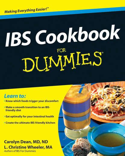 Carolyn Dean IBS Cookbook For Dummies symptoms of withdrawal cd