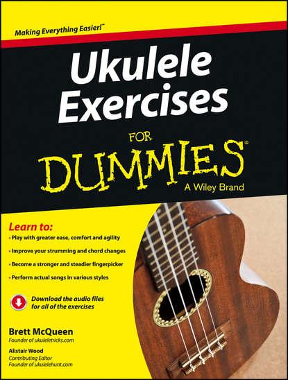 Alistair Wood Ukulele Exercises For Dummies jon chappell guitar exercises for dummies