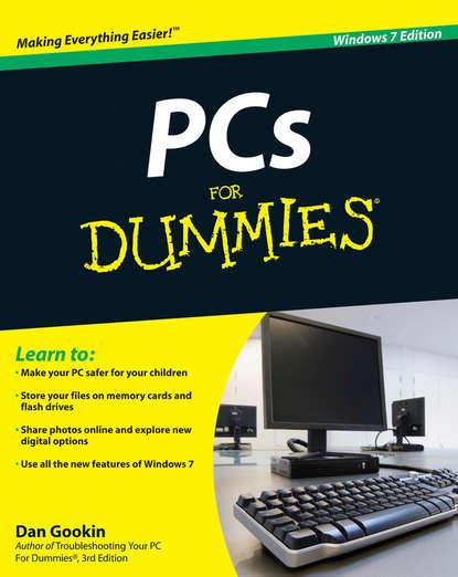 Dan Gookin PCs For Dummies woody leonhard green home computing for dummies