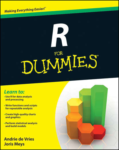 Фото - Joris Meys R For Dummies mikhail s nikulin nonparametric tests for complete data