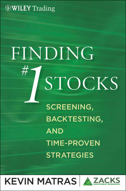 Фото - Kevin Matras Finding #1 Stocks. Screening, Backtesting and Time-Proven Strategies free shipping 5pcs fs8205a 8205a in stock