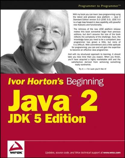 Ivor Horton Ivor Horton's Beginning Java 2 java websocket programming