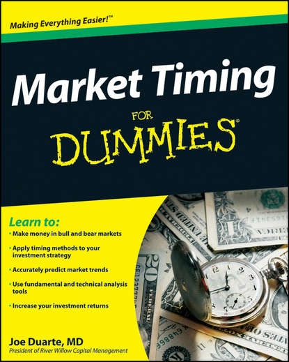 Фото - Joe Duarte Market Timing For Dummies peter tryde timing solutions for swing traders successful trading using technical analysis and financial astrology
