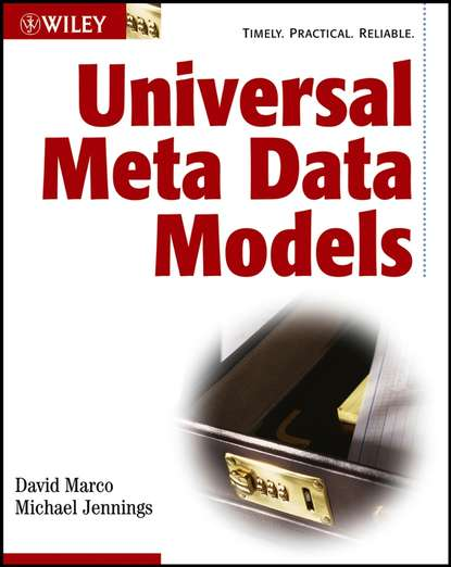 David Marco Universal Meta Data Models david luckham c event processing for business organizing the real time enterprise