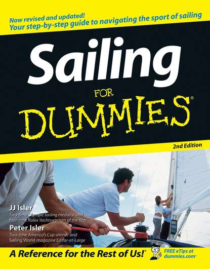 Peter Isler Sailing For Dummies sailing the mystery