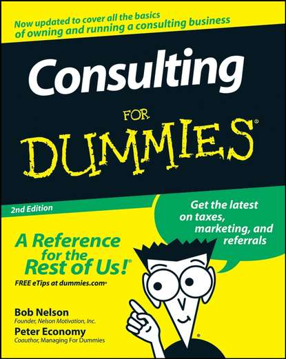 Фото - Peter Economy Consulting For Dummies peter economy managing for dummies