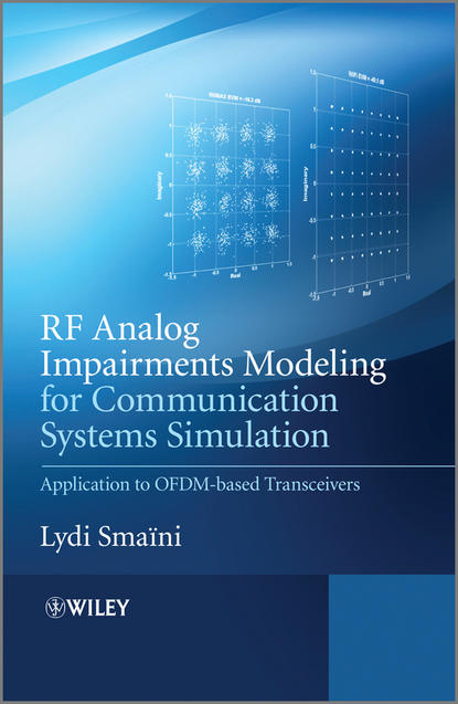 Lydi Smaini RF Analog Impairments Modeling for Communication Systems Simulation. Application to OFDM-based Transceivers rob carter typographic design form and communication