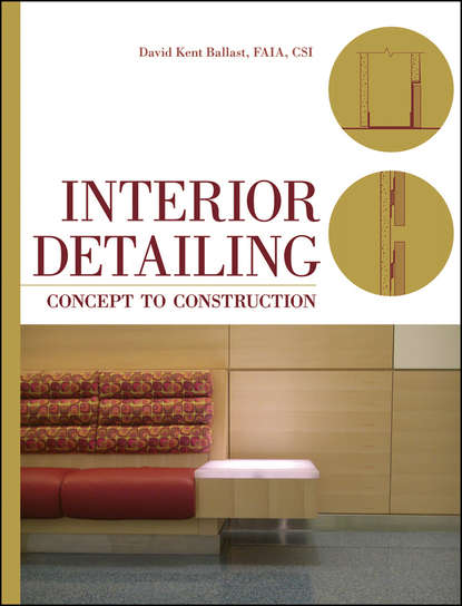 Фото - David Kent Ballast Interior Detailing. Concept to Construction italian interior design