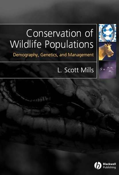 L. Mills Scott Conservation of Wildlife Populations. Demography, Genetics and Management patents and wildlife