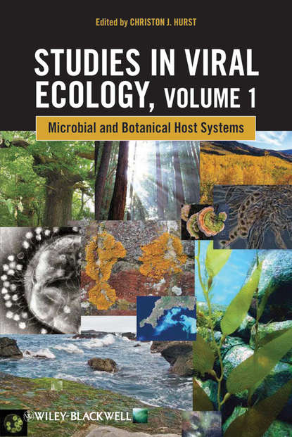 Christon Hurst J. Studies in Viral Ecology. Microbial and Botanical Host Systems viral