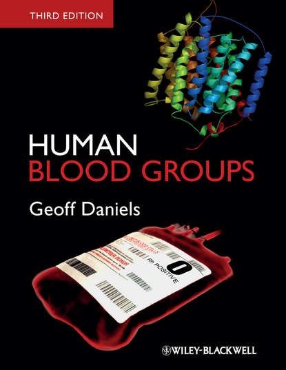 Geoff Daniels Human Blood Groups jeffrey mccullough transfusion medicine