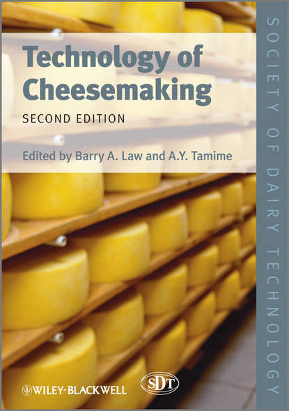 Law Barry A. Technology of Cheesemaking law barry a technology of cheesemaking