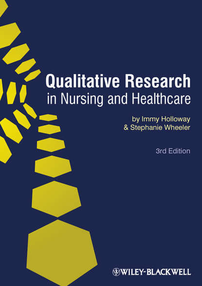 Holloway Immy Qualitative Research in Nursing and Healthcare colin rees nursing and healthcare research at a glance