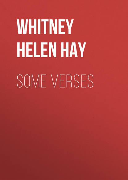 Whitney Helen Hay Some Verses джинсы whitney whitney mp002xm242dt