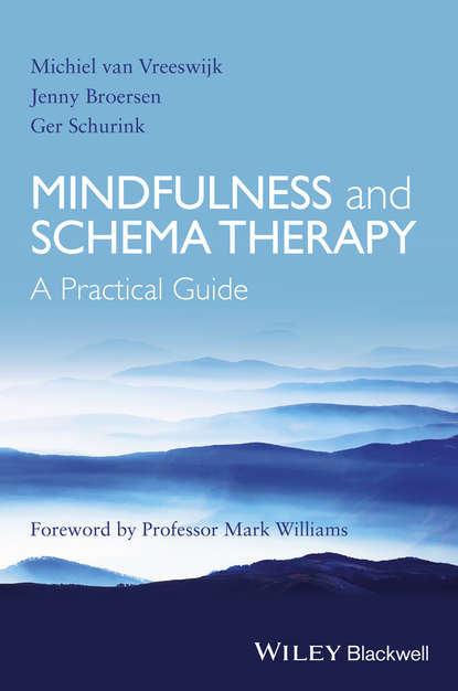 Jenny Broersen Mindfulness and Schema Therapy. A Practical Guide preparation of pediatric patients for treatment with proton beam therapy