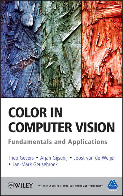 Theo Gevers Color in Computer Vision. Fundamentals and Applications daniel lélis baggio opencv computer vision with java