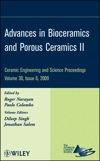 Группа авторов Advances in Bioceramics and Porous Ceramics II группа авторов advances in bioceramics and porous ceramics vi