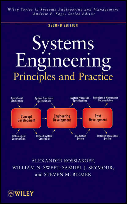 Alexander Kossiakoff Systems Engineering Principles and Practice principles of engineering economic analysis