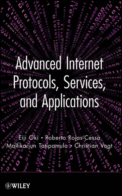 Eiji Oki Advanced Internet Protocols, Services, and Applications
