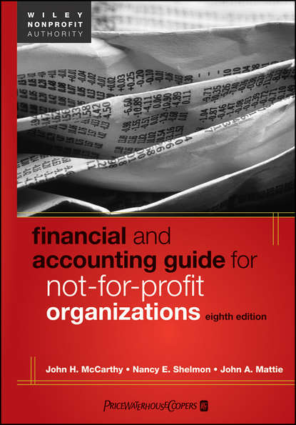 John Mattie A. Financial and Accounting Guide for Not-for-Profit Organizations john tracy a accounting for dummies